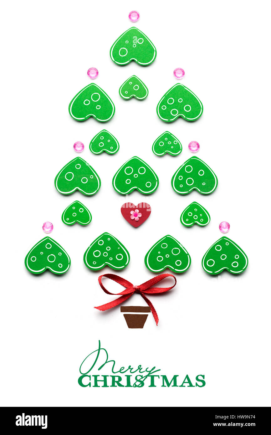 Paper Quilling Christmas Tree Stock Photos Paper Quilling