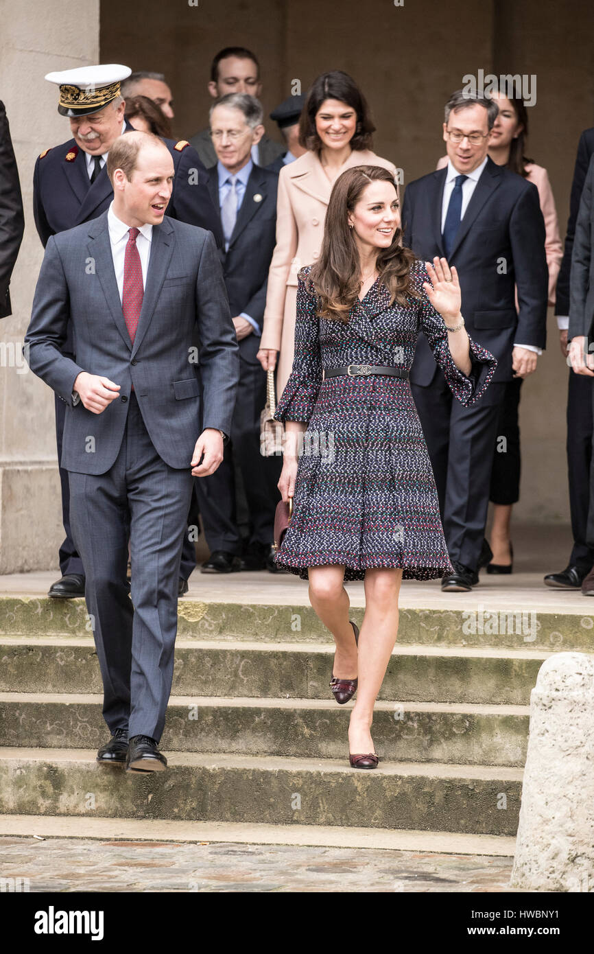 Prince William and Catherine's Weekend In Paris Prince William and Catherine's Weekend In Paris new photo