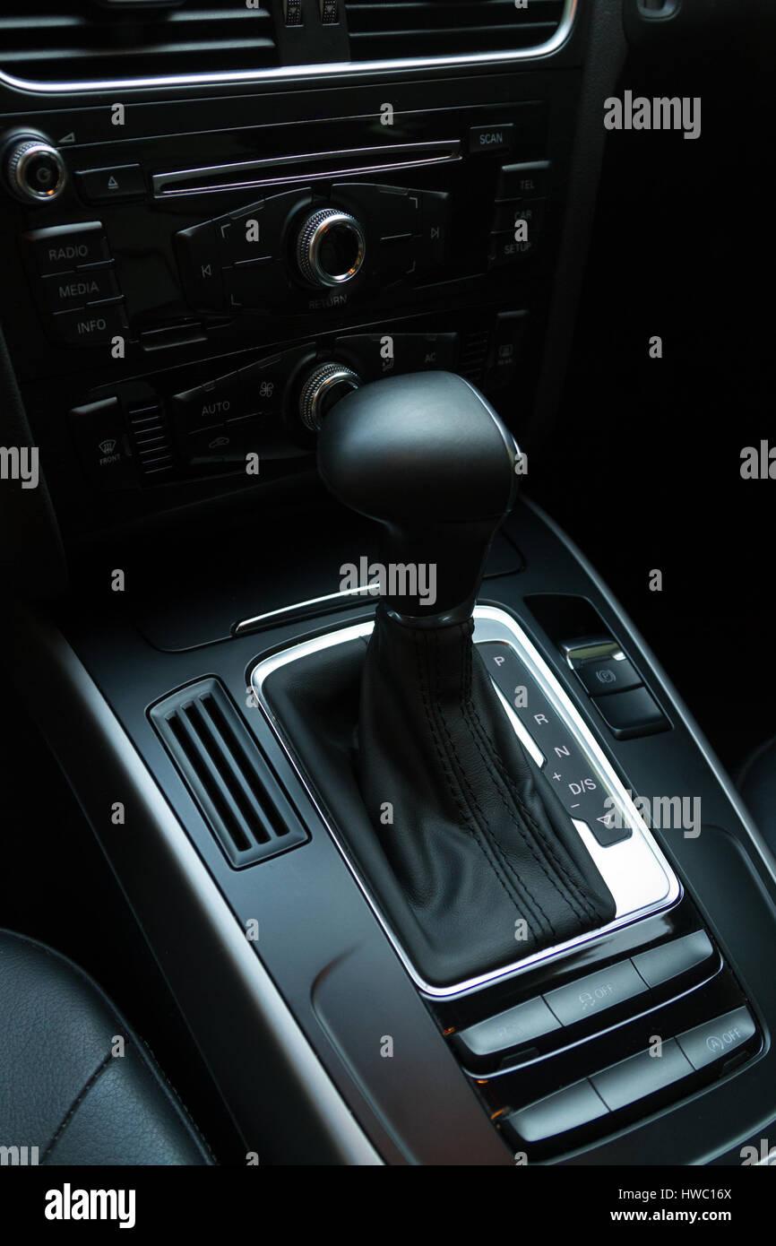 Automatic Car Gear Box Stock Photos & Automatic Car Gear Box Stock