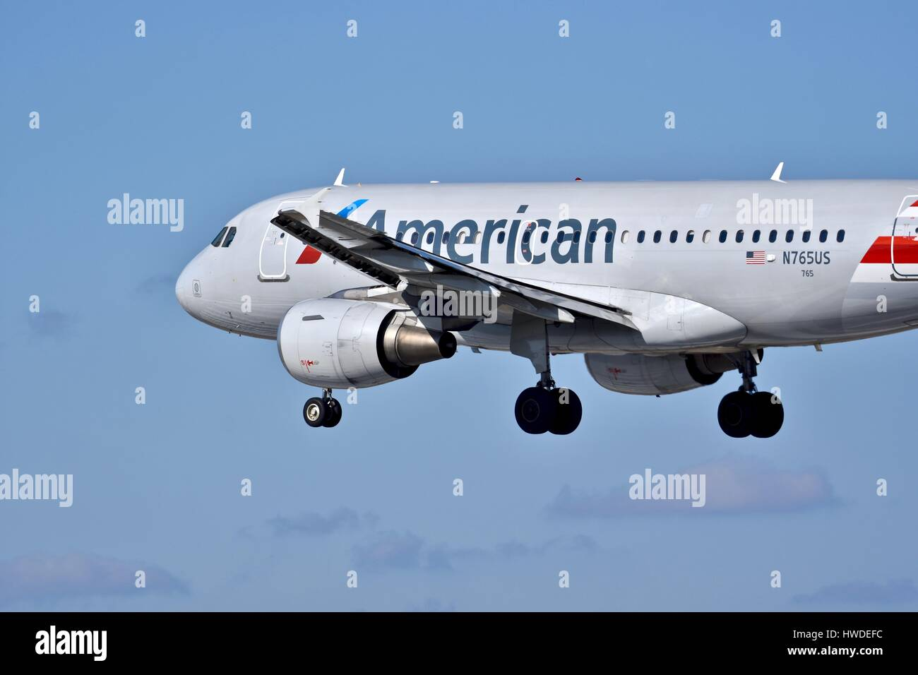 American Airlines Plane Stock Photos Amp American Airlines