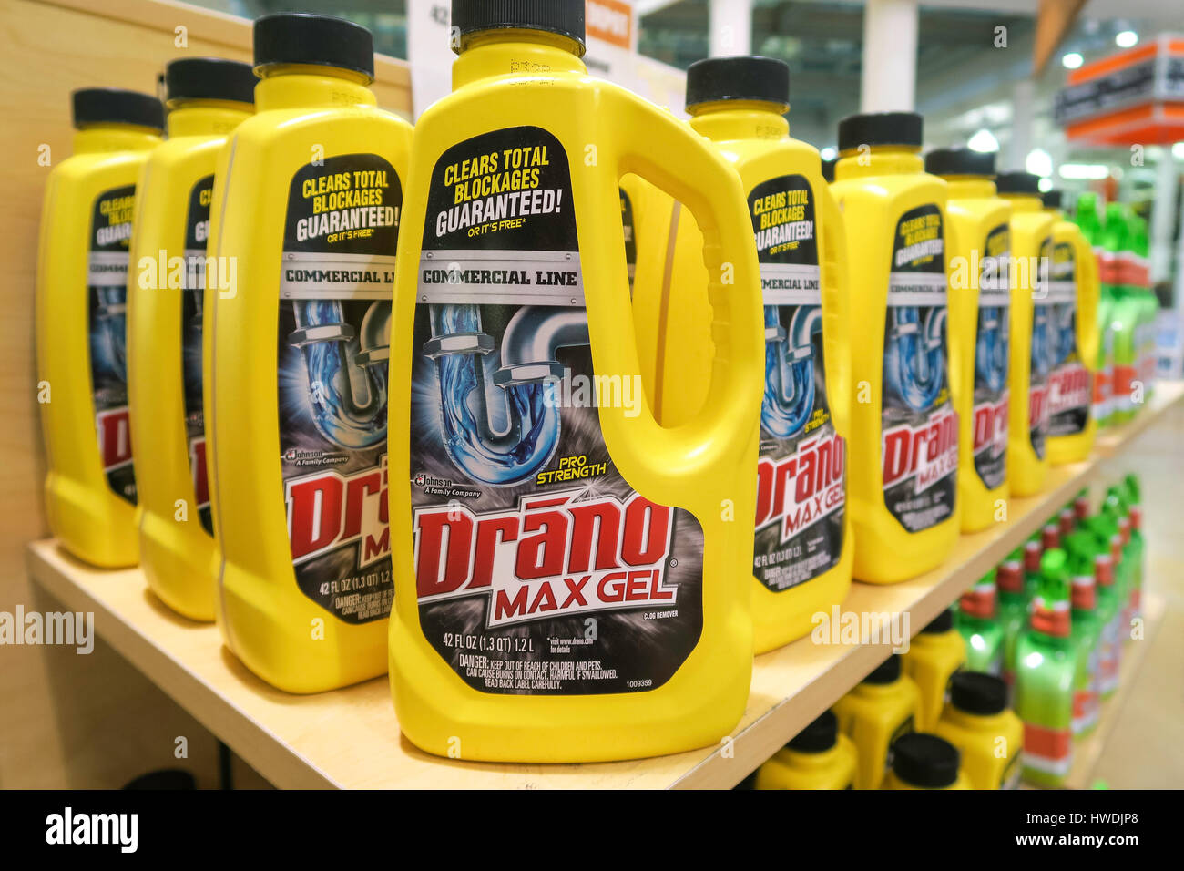 Drain Cleaner Stock Photos Amp Drain Cleaner Stock Images