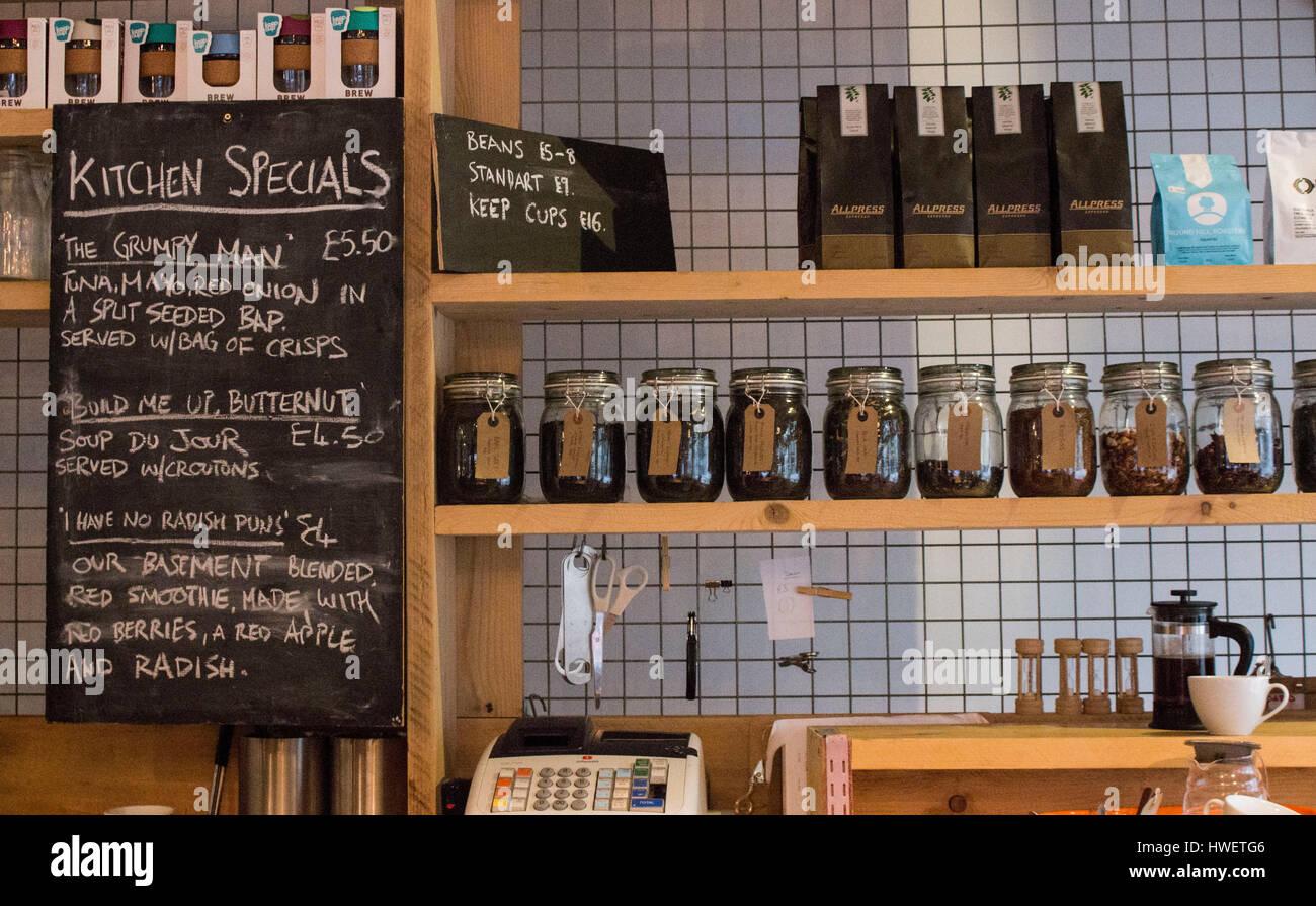 Coffee Shop Interior Cosy Stock Photos Coffee Shop