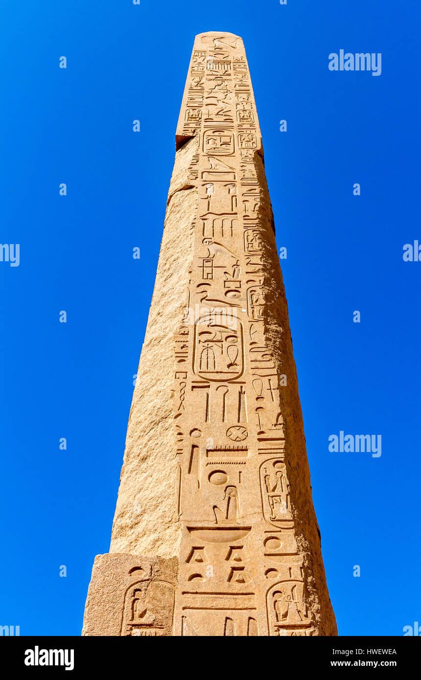 Obelisk - Stock Image