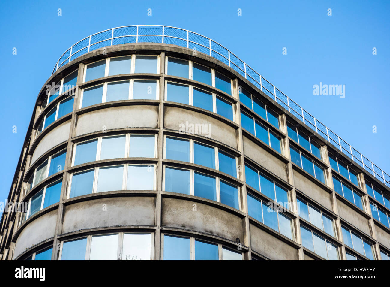 Titan House, 144 Southwark Street, London, UK - Stock Image