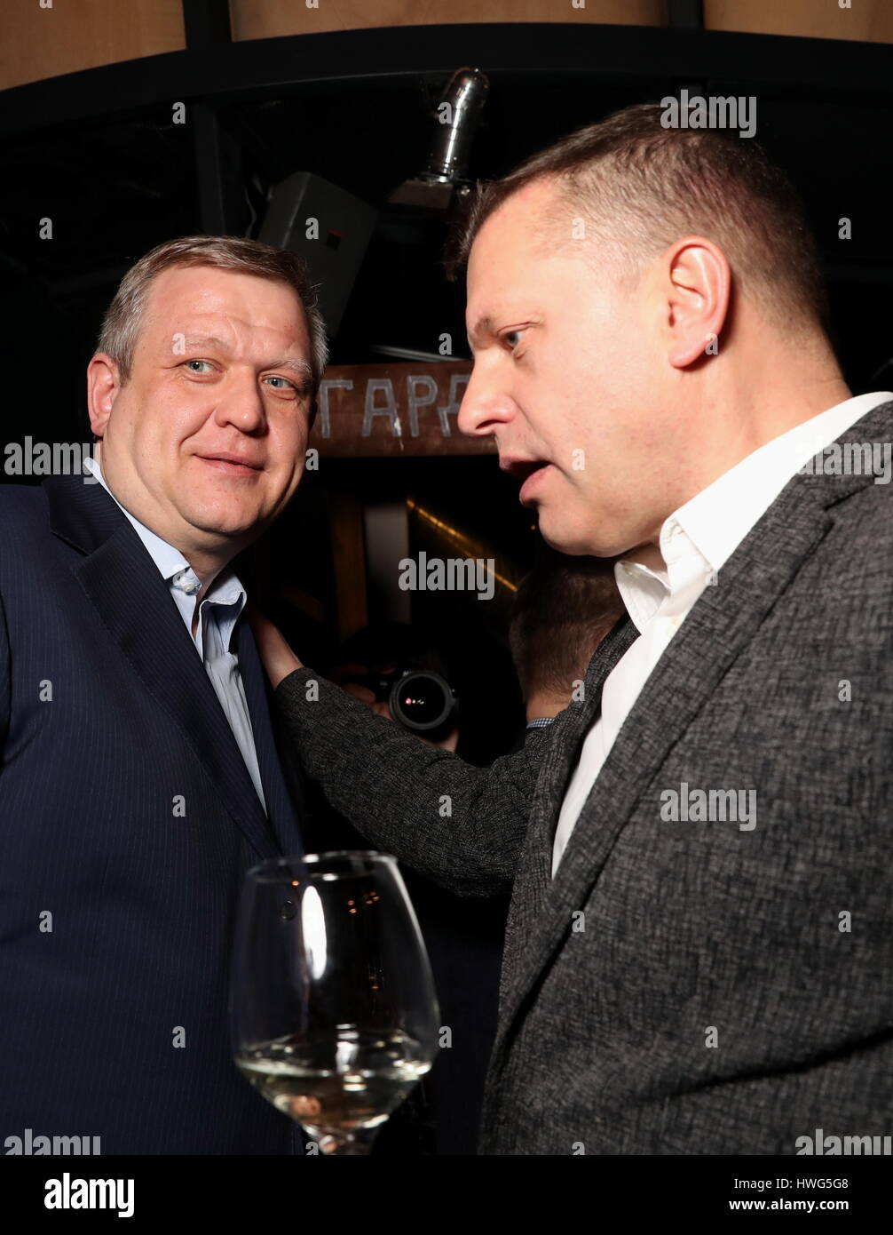 Ksenia Sobchak and Sergey Kapkov split up 05/18/2011 3