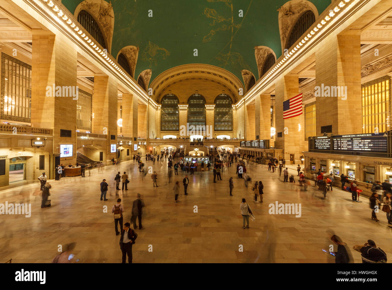 Grand Central Terminal, Manhattan, New York City, New York, USA - Stock Image