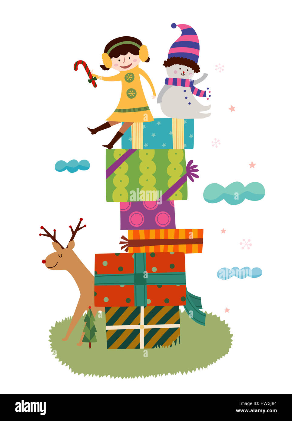 Merry Christmas (MerryChristmas) - Stock Image