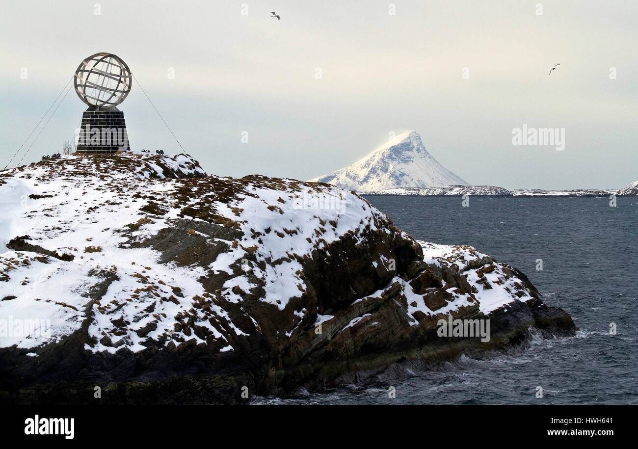 """in the polar circle, Norway; Norway; northern country; polar circle; Polarsirkel ? ?ya, polar circle, seasons; Stock Photo"