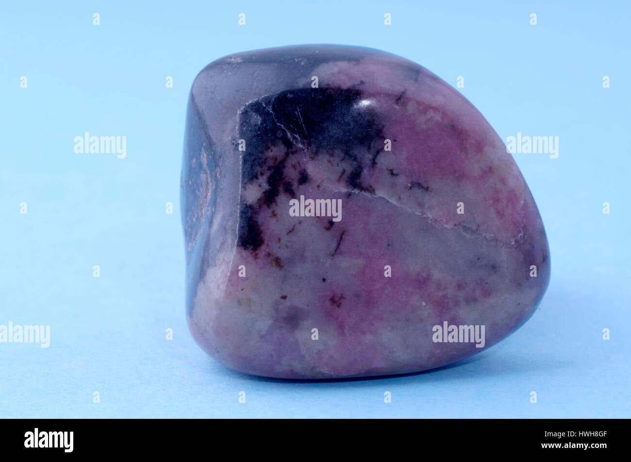 Remedial stones, stones, inside, studio, indoor, free plate, cut out, object, object, Heilsteine, Steine, innen, - Stock Image