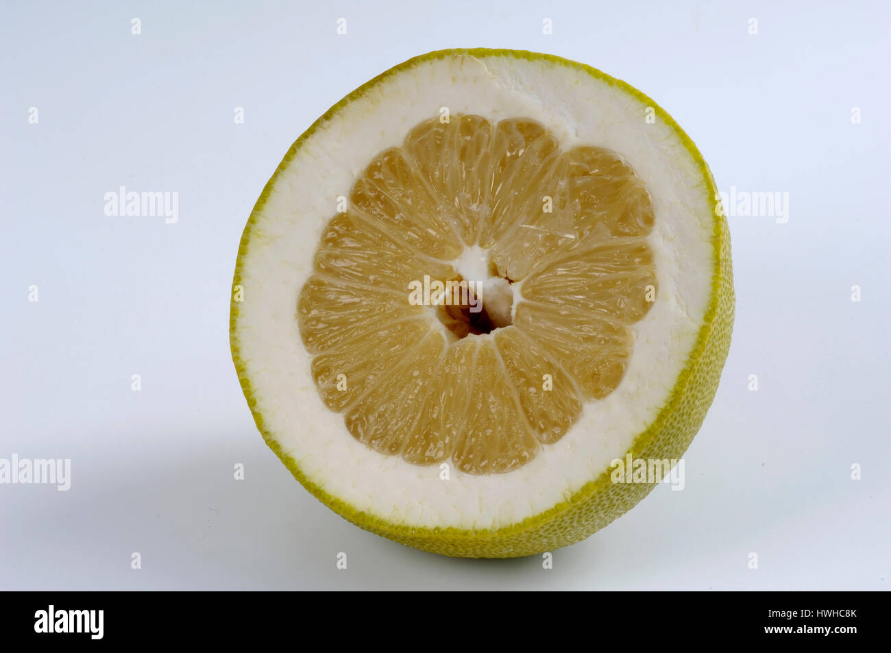 Pomelo, Chinese grapefruit, pommelo, jabong, shaddock, Citrus maxima, grapefruit, gigantic orange, Adam's apple, Stock Photo