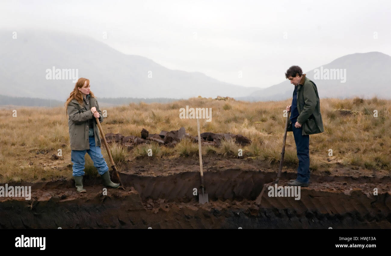 NOTHING PERSONAL 2009 Fastnet Films production with Lotte Verbeek and Stephen Rea - Stock Image