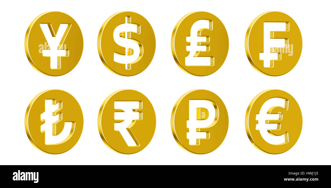 Curency Symbols Leoncapers