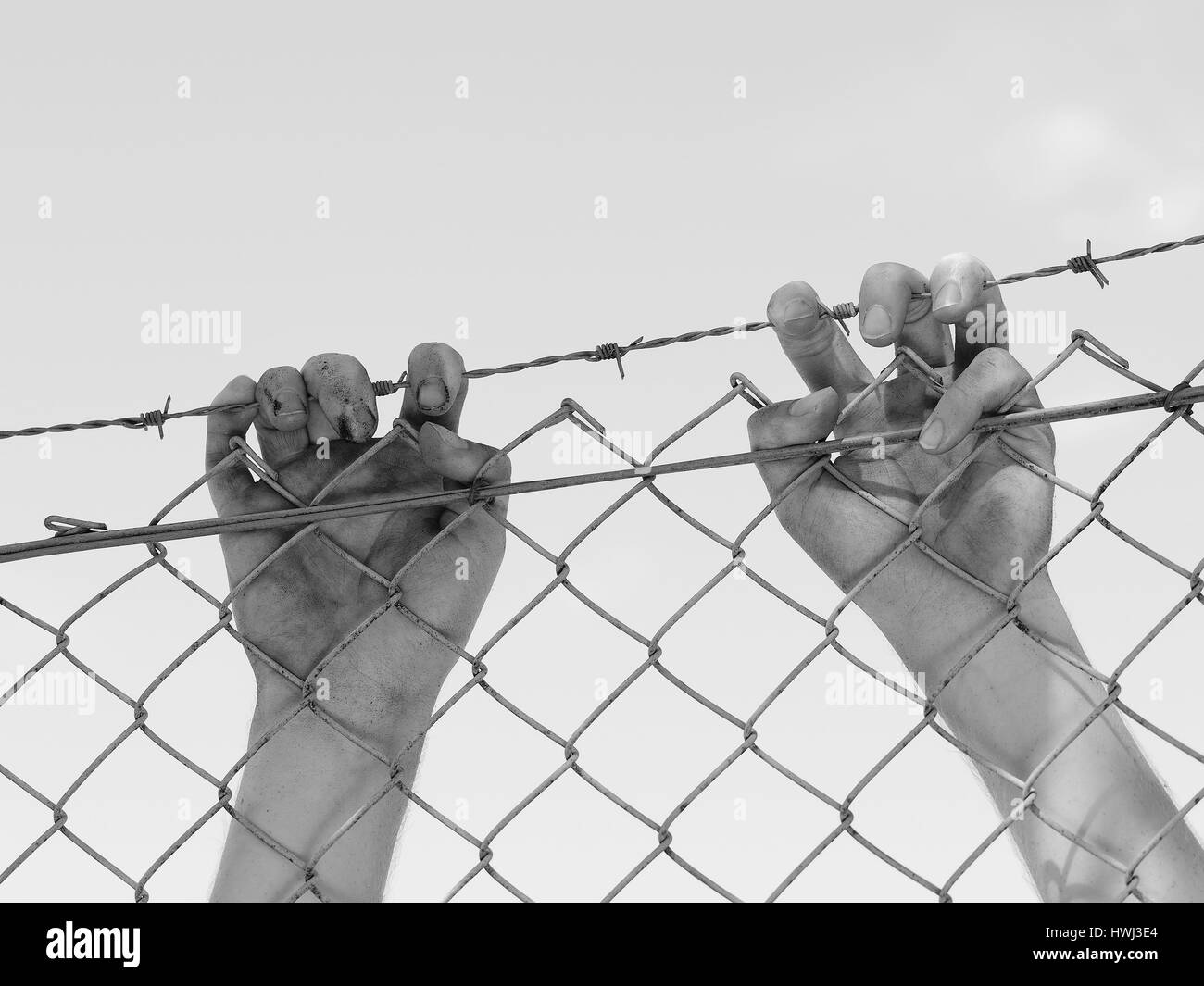 Barbed Wire Fences. Barbed Wire Fences I - Mathszone.co