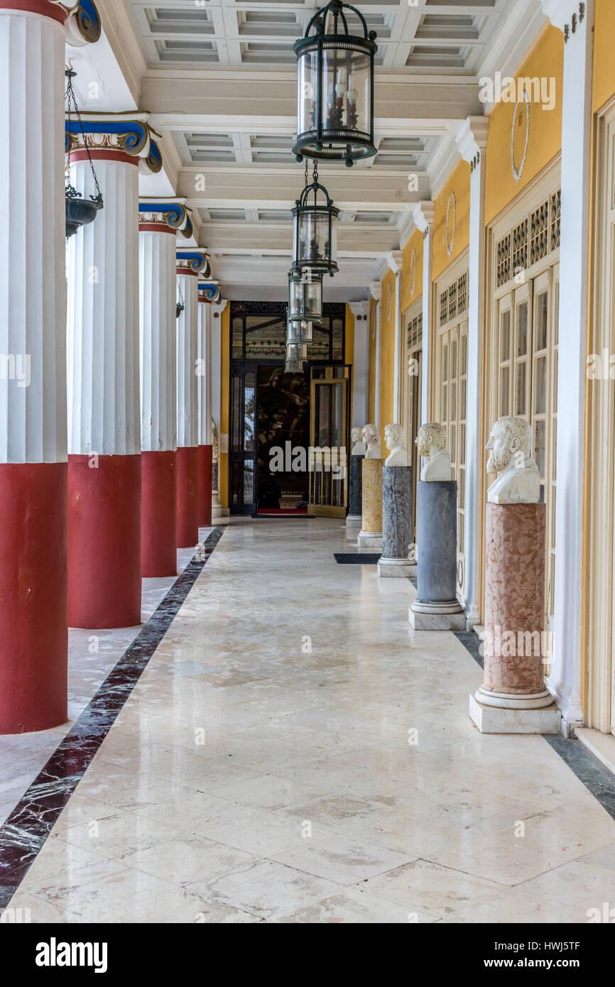Sissis Schloss - Stock Image