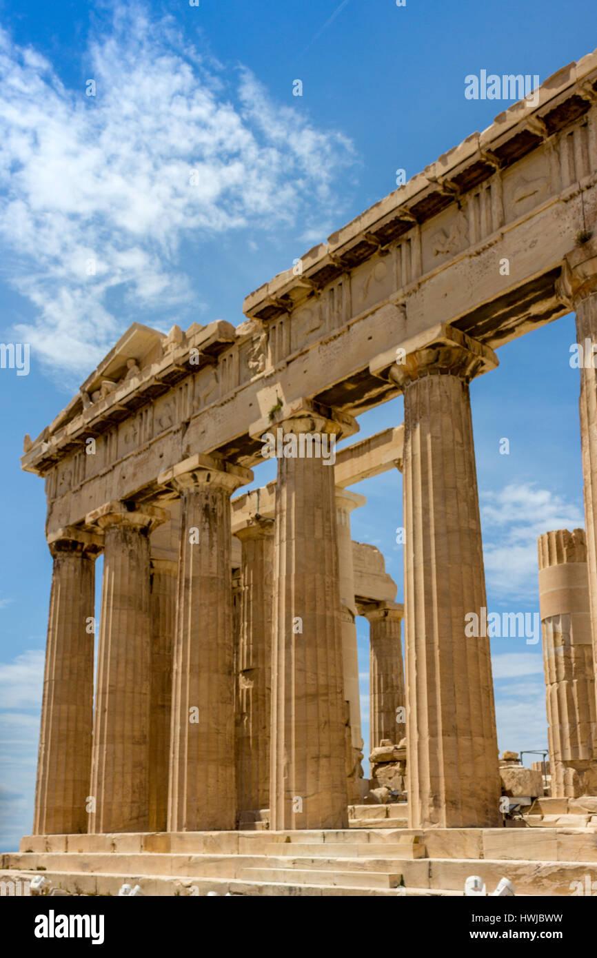 Akropolis - Stock Image