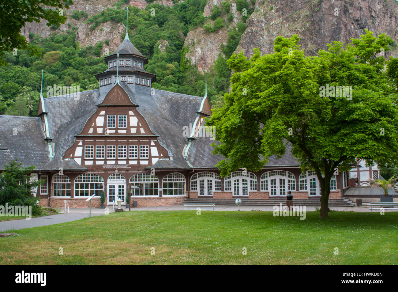 bad munster am stein ebernburg stock photos bad munster am stein ebernburg stock images alamy. Black Bedroom Furniture Sets. Home Design Ideas