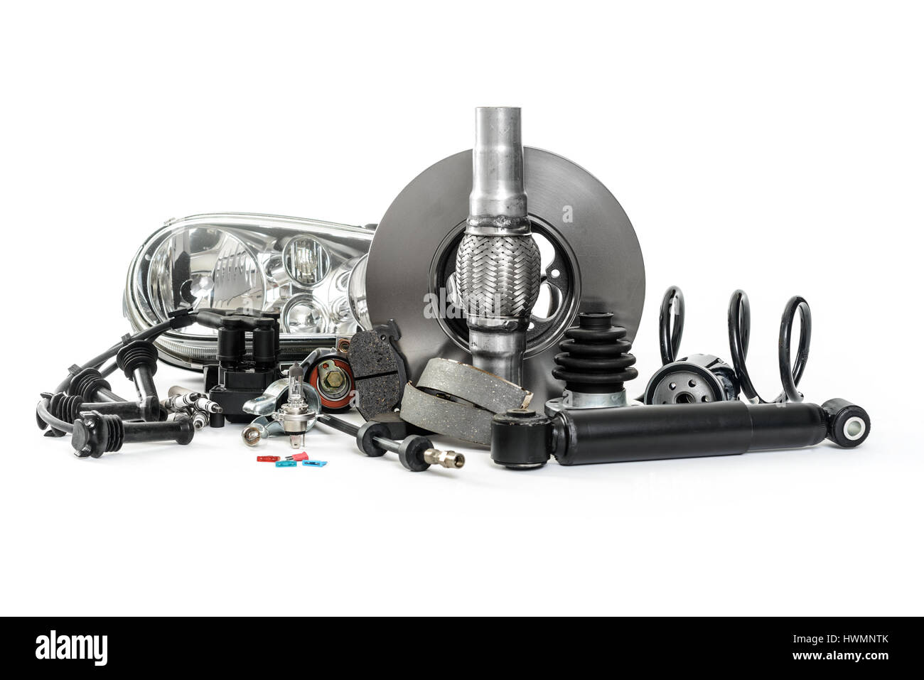New car parts for repair, service for your car, brakes and various ...