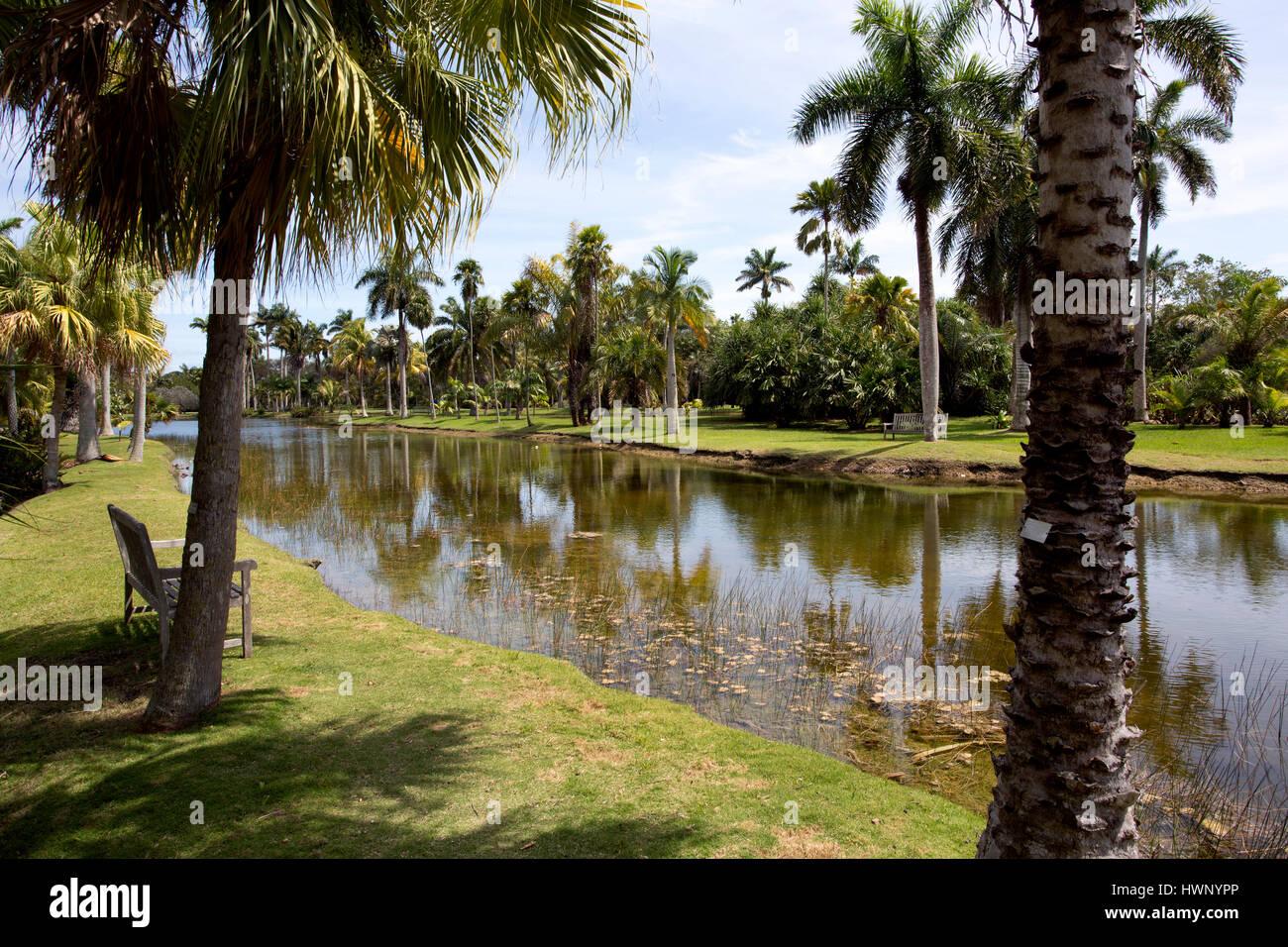 Fairchild Tropical Botanic Garden Stock Photos & Fairchild Tropical ...