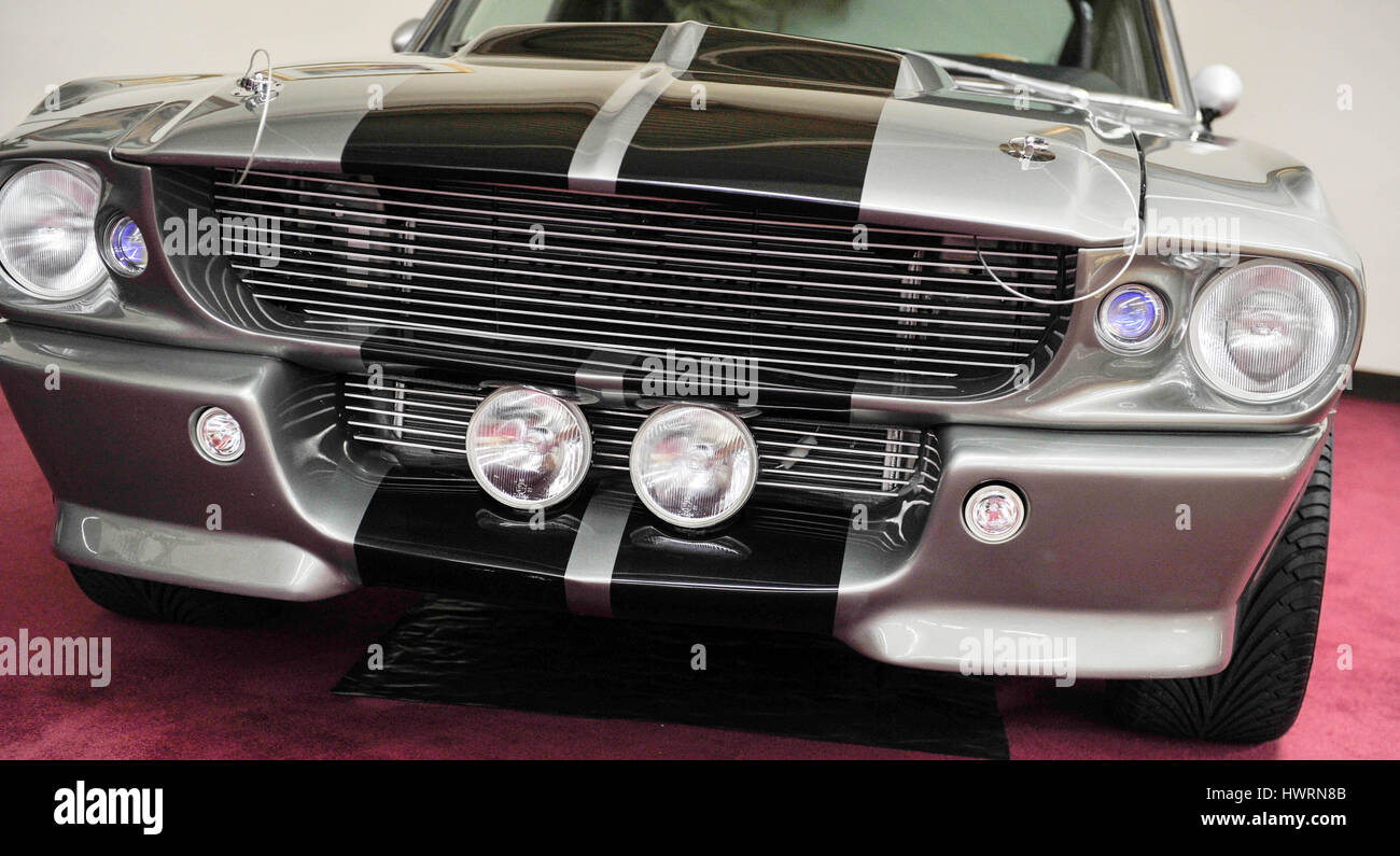 1967 Mustang Shelby GT500 2000 Gone in sixty seconds movie