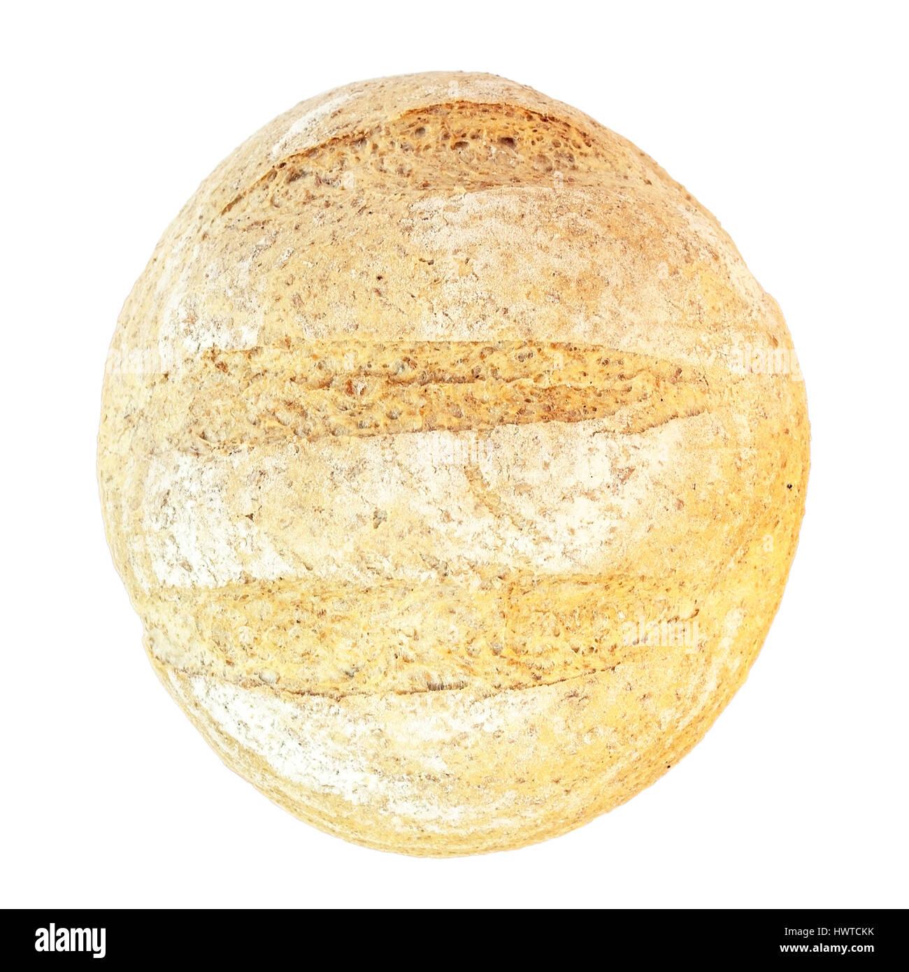 Dietary Homemade Bread - Stock Image