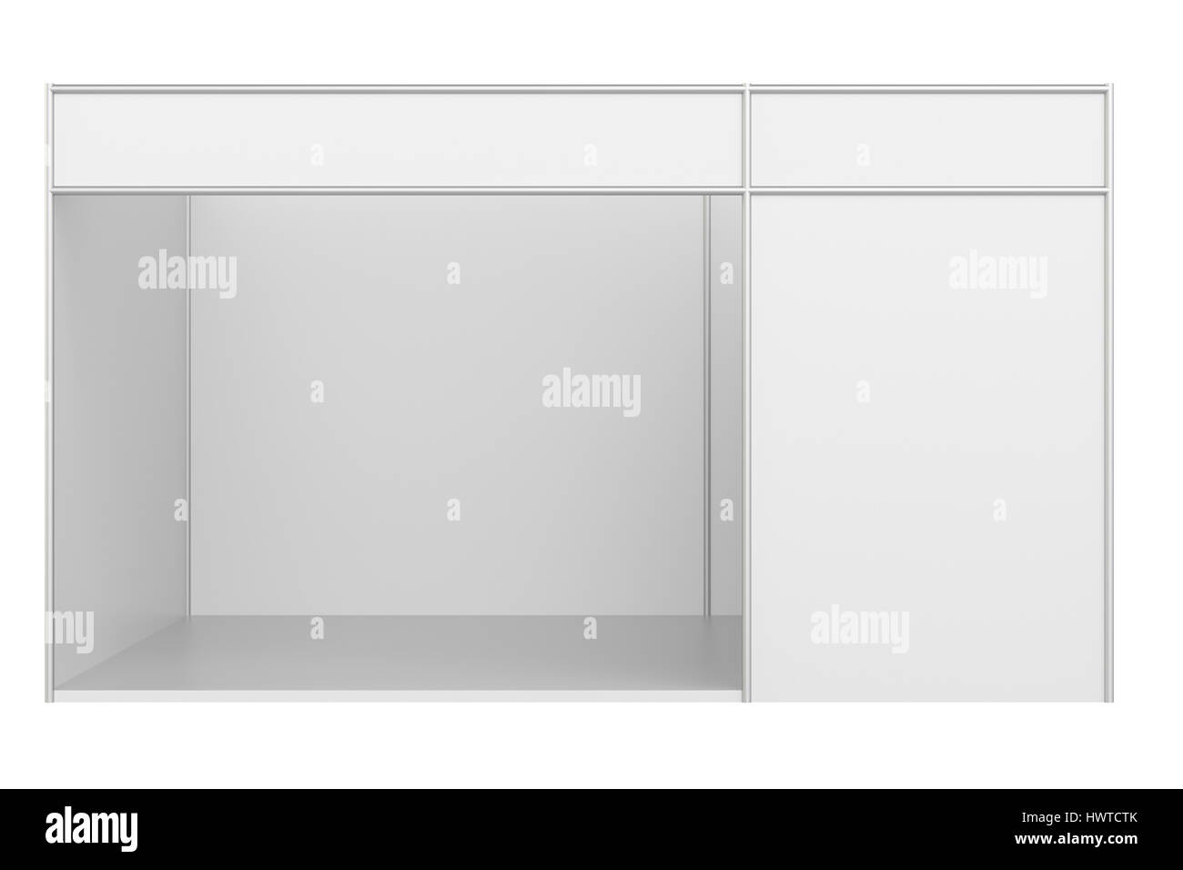 Exhibition Stand Template : Exhibition stand design template corporate identity d endering