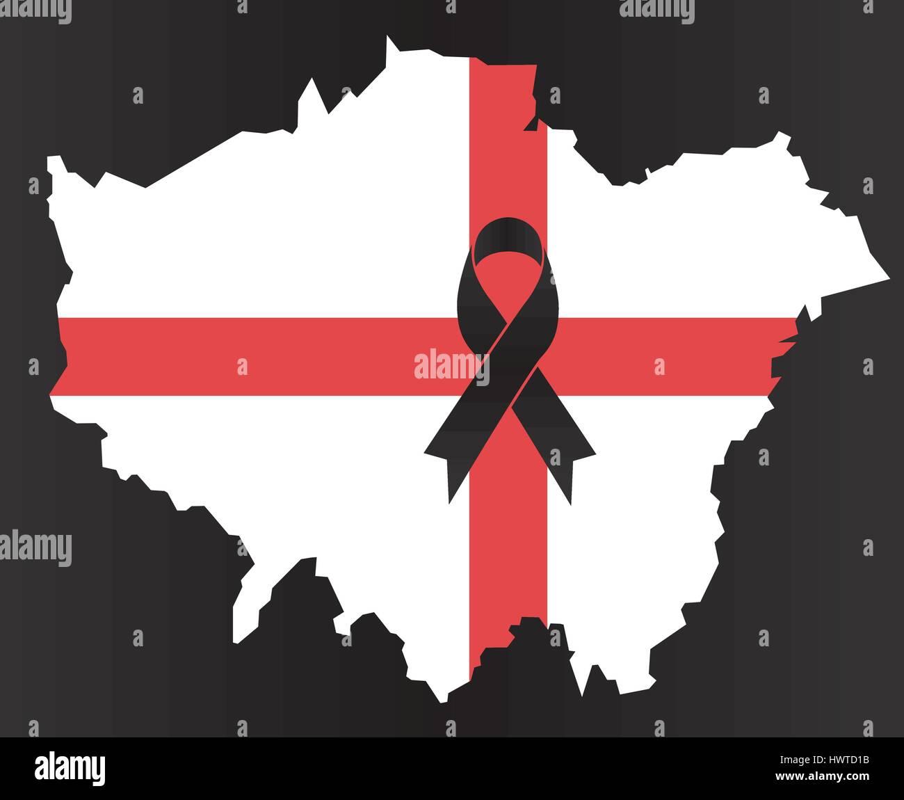 London Condolence Map