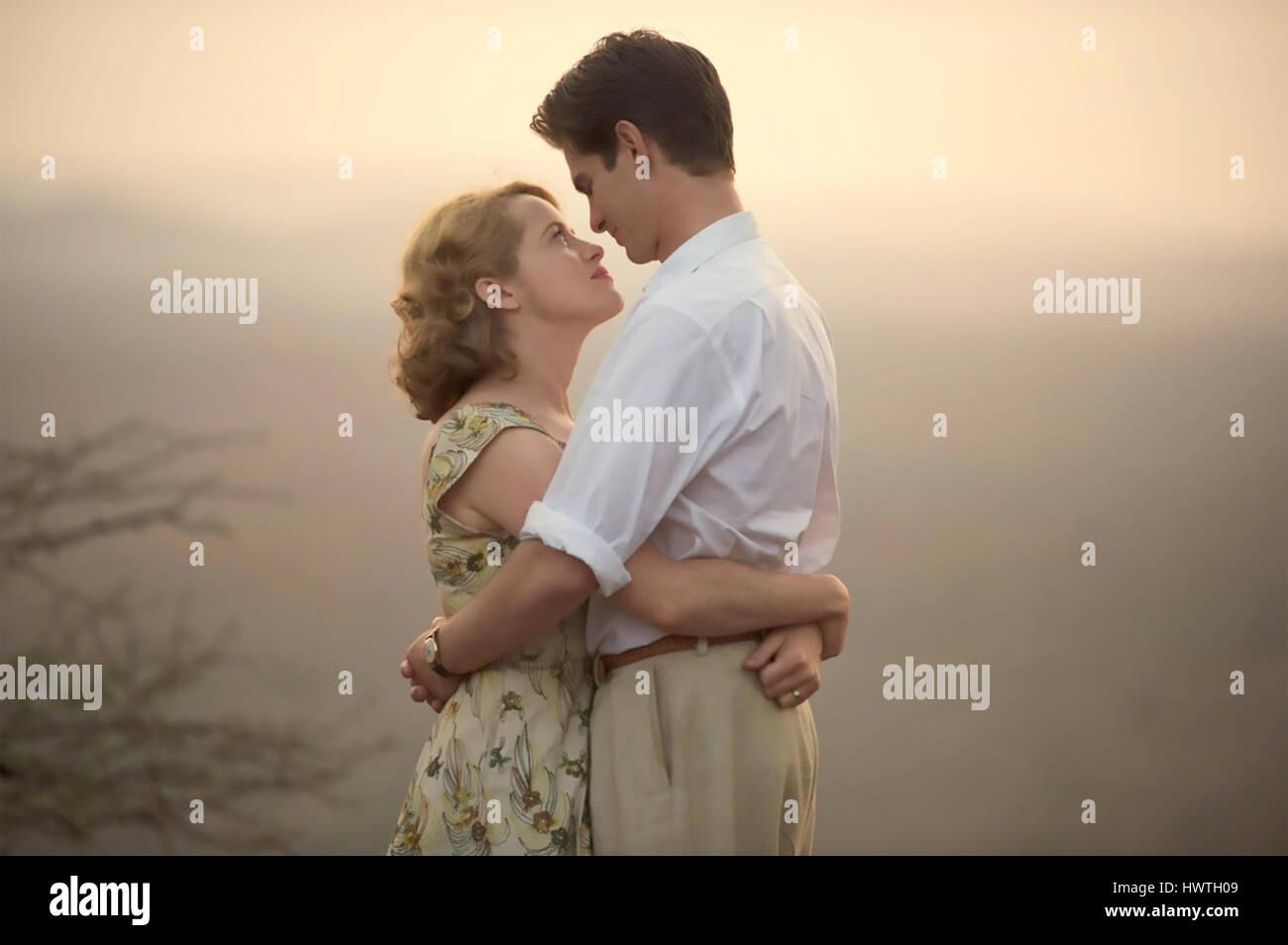 BREATHE 2017 Imaginarium Studios film with Claire Foy and Andrew Garfield - Stock Image