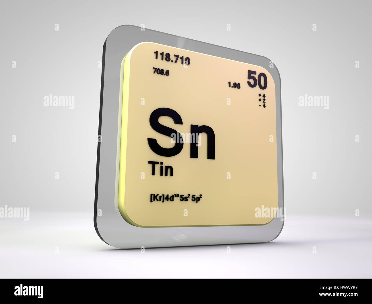 Tin sn chemical element periodic table 3d render stock photo tin sn chemical element periodic table 3d render urtaz Gallery