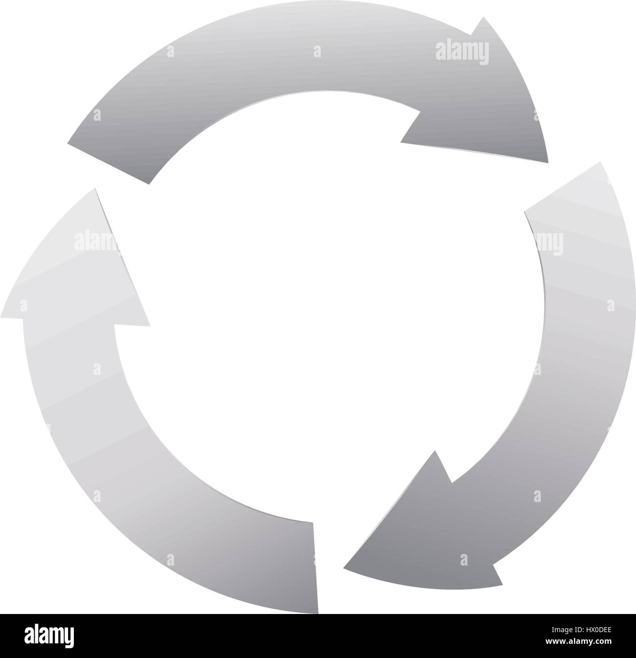 Recycle reduce and reuse - Stock Image