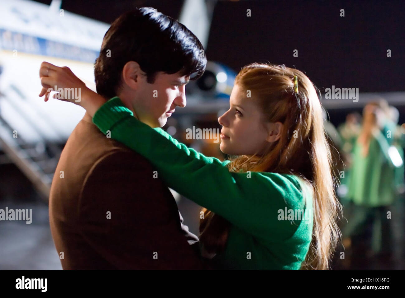 WE ARE MARSHALL 2006 Warner Bros film with Kate Mara and Wes Brown - Stock Image