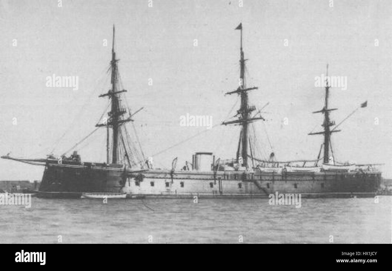 Fragata Numancia - Stock Image