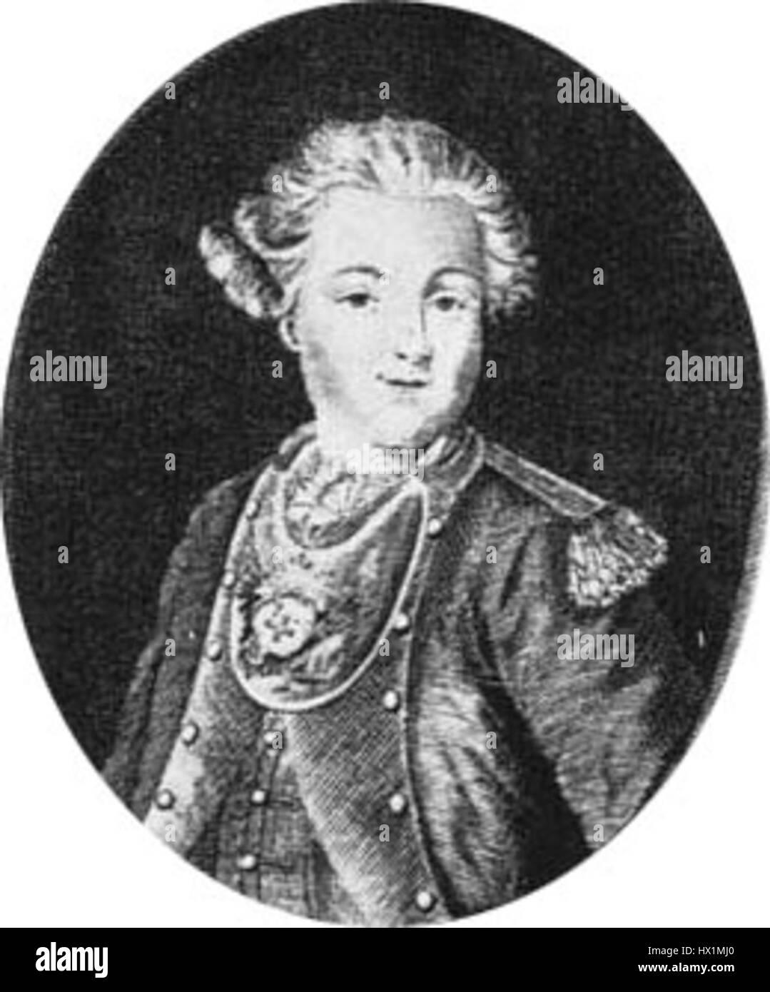 Dmiteriev mamon fi - Stock Image