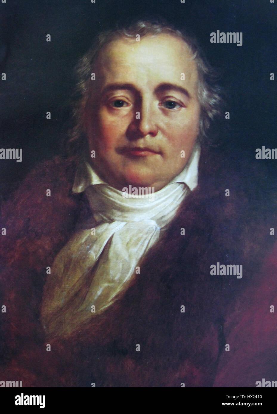 Julian Ursyn Niemcewicz 2 Stock Photo