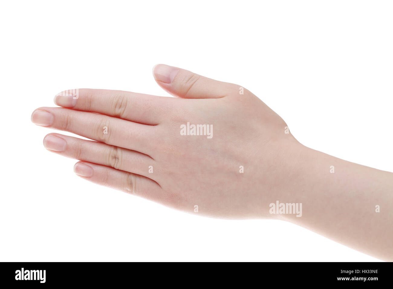 Female Hand Wrist Anatomy Back Stock Photos & Female Hand Wrist ...