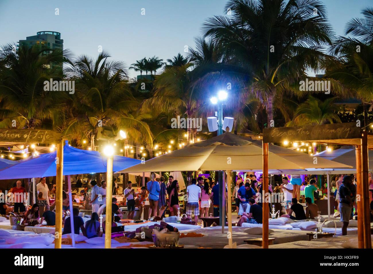 Miami Beach Outdoor Restaurants