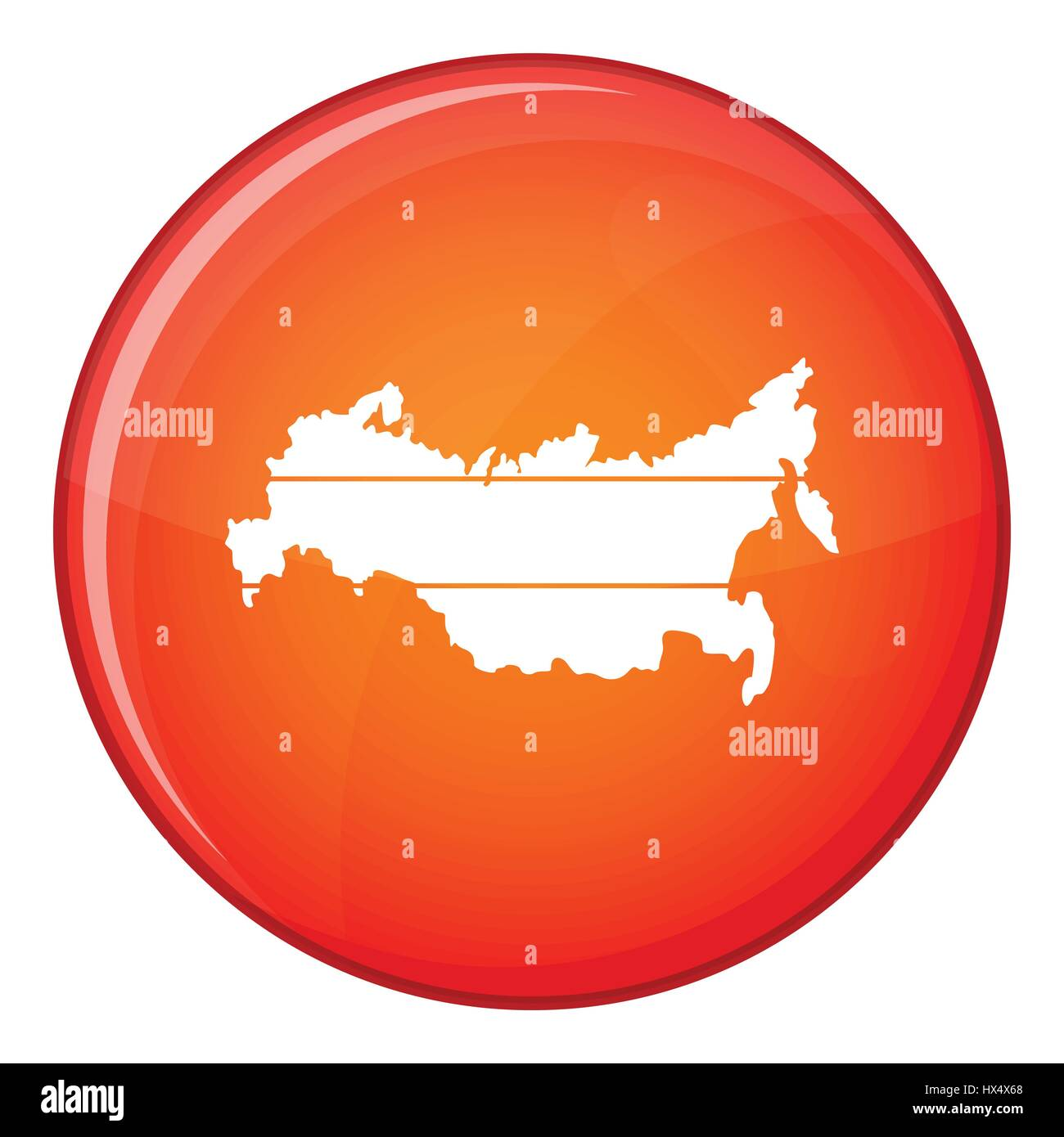 Map of Russia icon, flat style Stock Vector Art ... Flat Russia Map on flat united states map, flat eurasia map, flat great britain map, flat country map, flat europe map, flat us map, flat africa map, flat world maps,