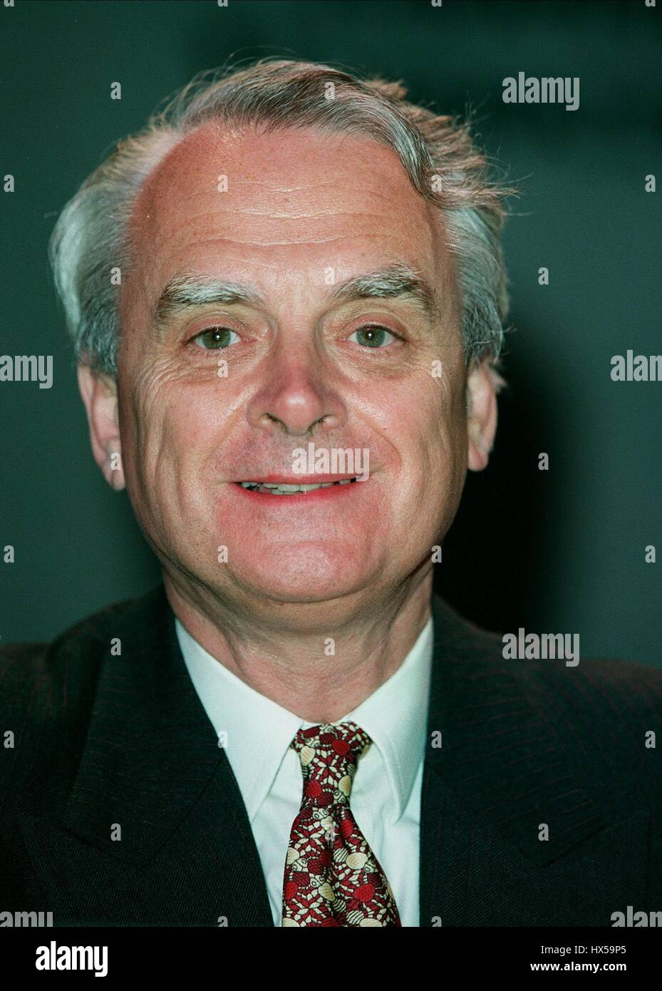 ROBERT MACLENNAN MP PRES. LIBERAL DEMOCRATS 17 October 1997 - Stock Image