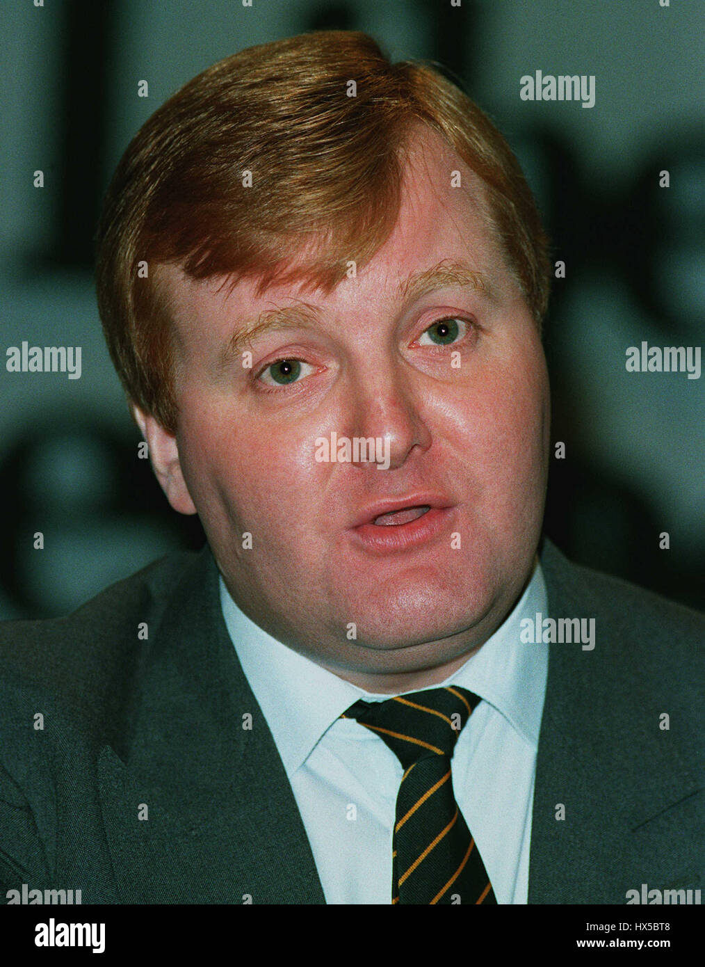 CHARLES KENNEDY MP LIBERAL DEMOCRATS 20 October 1994 - Stock Image