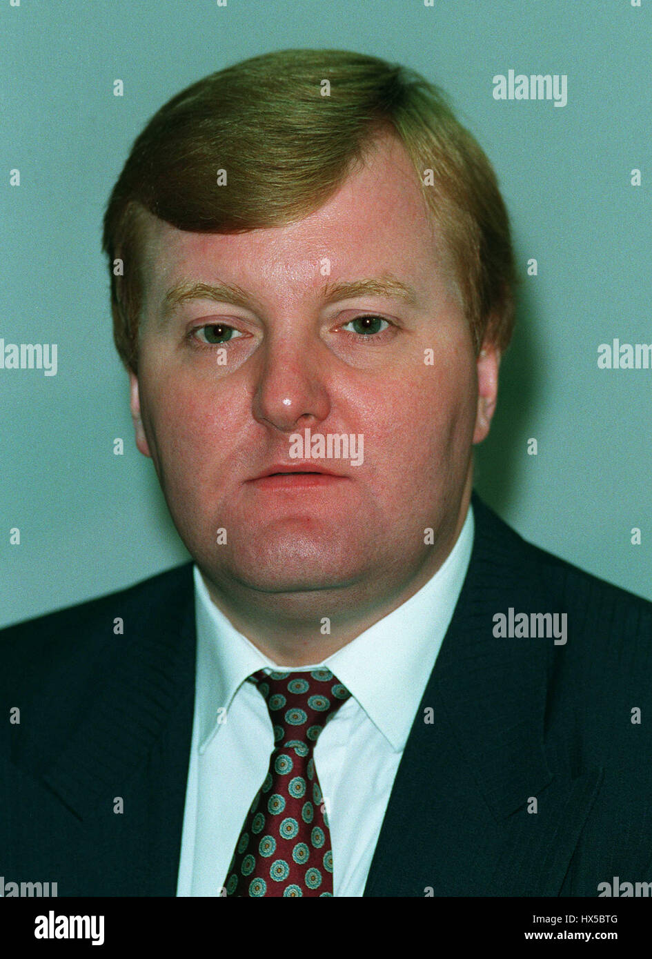 CHARLES KENNEDY MP LIBERAL DEMOCRATS 19 October 1994 - Stock Image