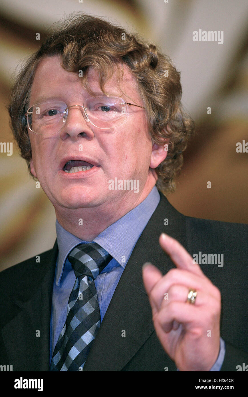 RICHARD YOUNGER ROSS MP LIBERAL DEMOCRAT PARTY 25 September 2003 BRIGHTON ENGLAND - Stock Image