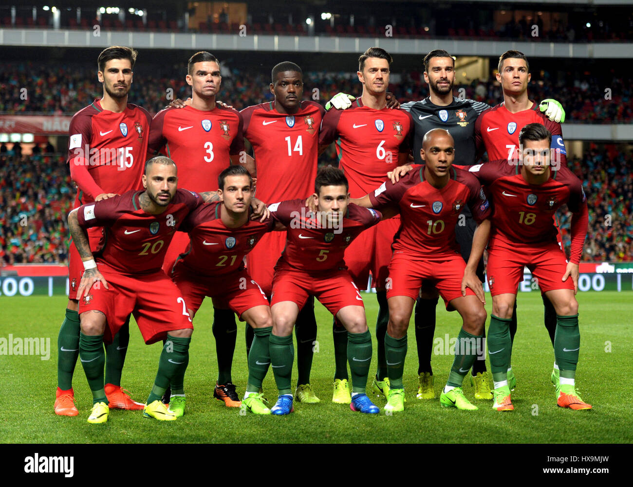 Spieler Portugal