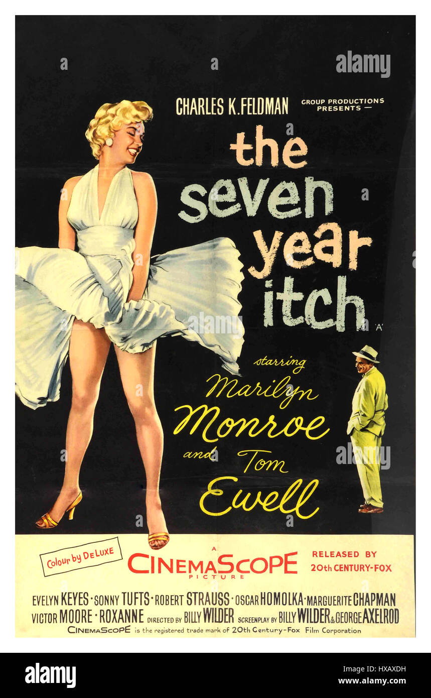 the seven year itch morris kate