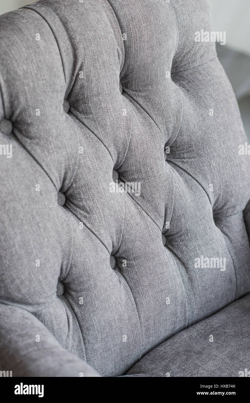 seamless mattress texture. Seamless Background Texture Close Up Of A Grey Sofa Back With Button Detail On Thick Cloth. Mattress I