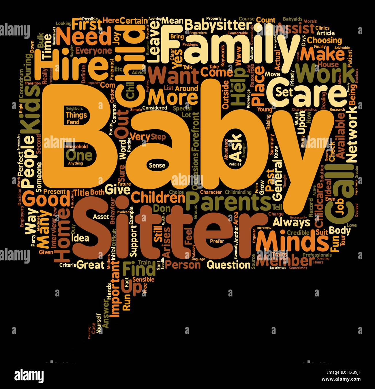 how to hire the perfect baby sitter or the child care conundrum text