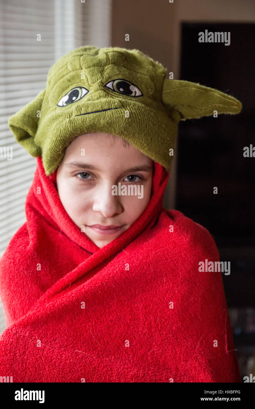 4e25a6688ee37 Yoda Hat Stock Photos   Yoda Hat Stock Images - Alamy