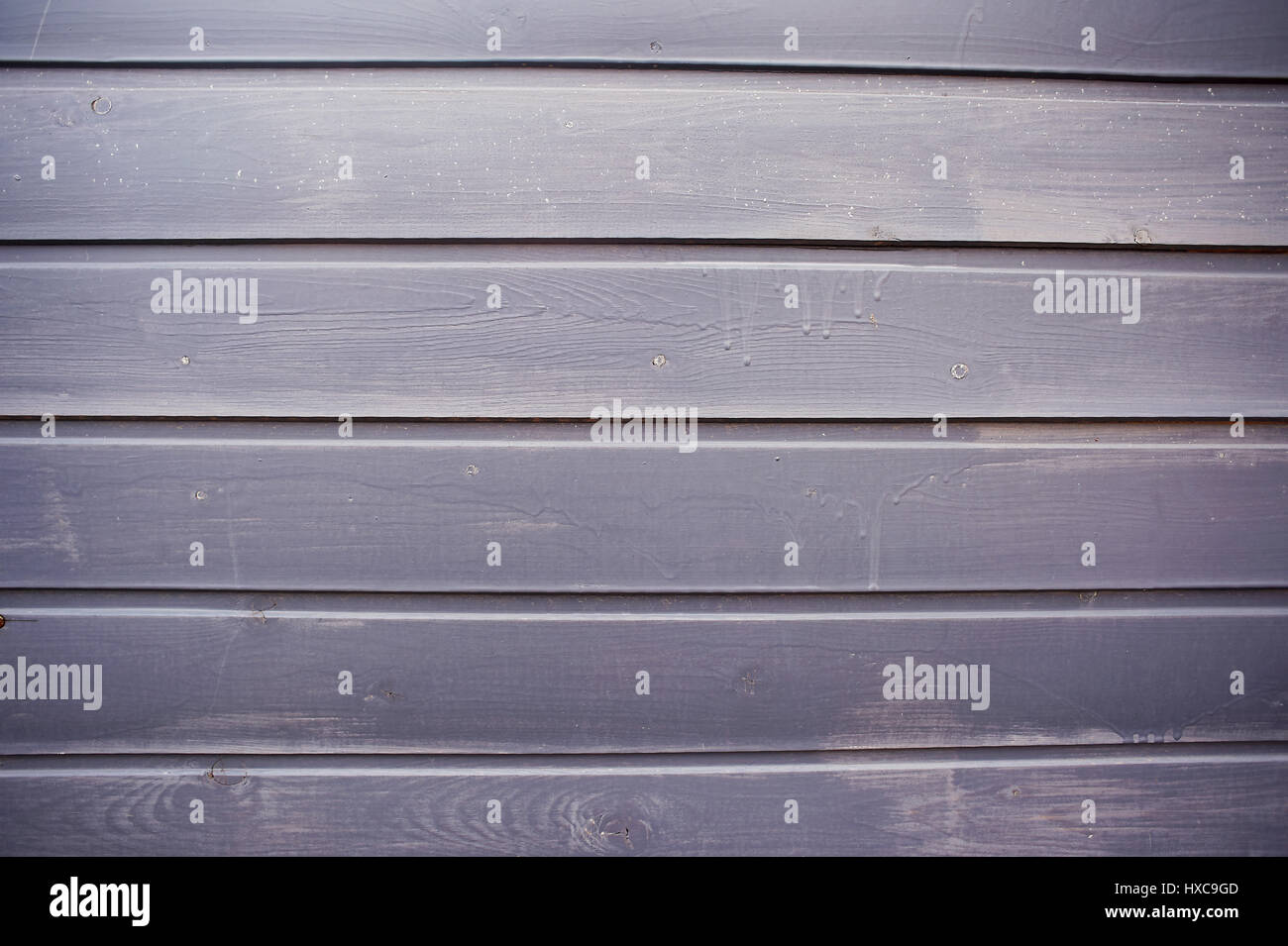 Wood texture painted ashen grey paint Drips of paint Stock Photo