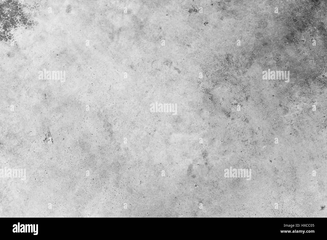 outdoor polished concrete texture - Stock Image