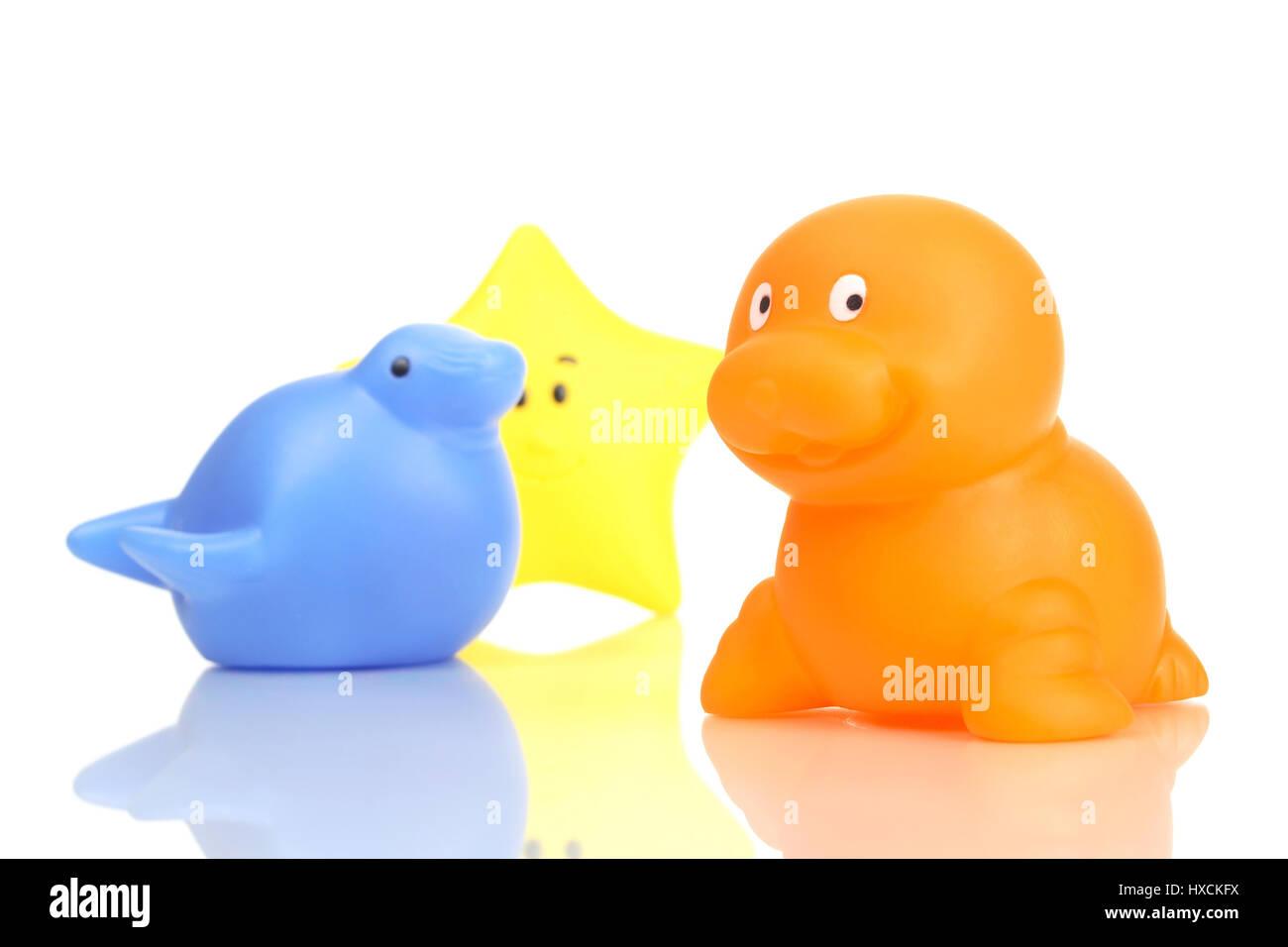 Elastic animals, Gummitiere Stock Photo