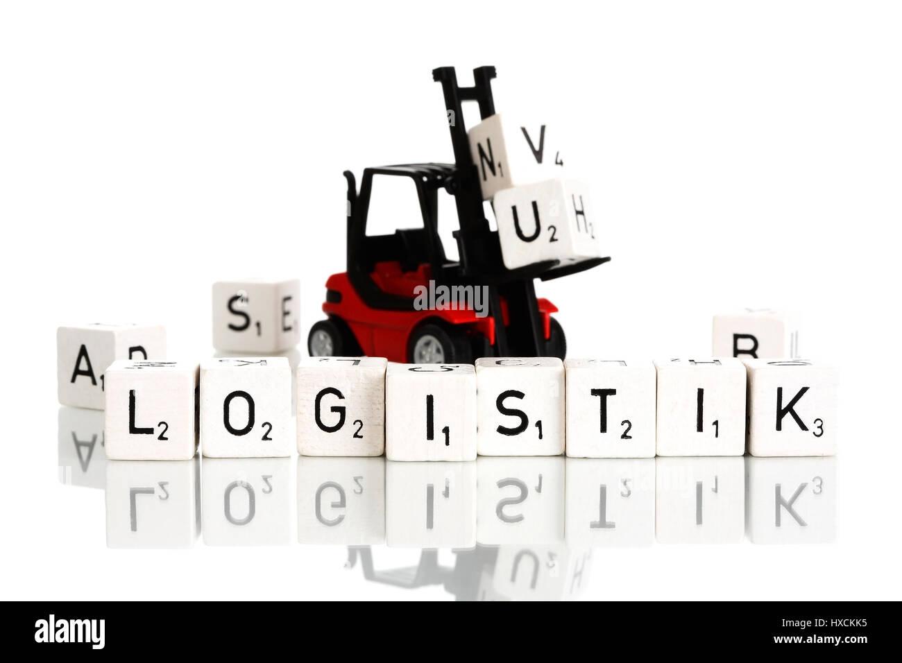 Logistics, Logistik Stock Photo