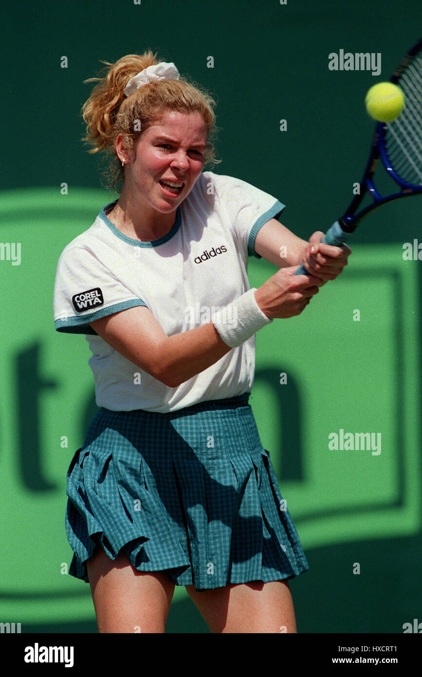 AMY FRAZIER USA 04 April 1998 - Stock Image